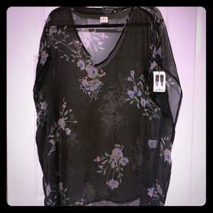 O'Neill Swim Cover Up. NWT